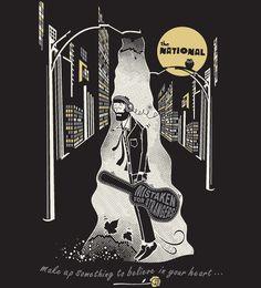 Reverbcity Shop - Camisetas/T-shirts The National