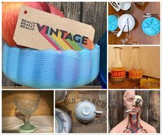 A Really really really online vintageshop for old stuff lovers
