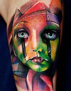 Ivana Belakova Tattoo