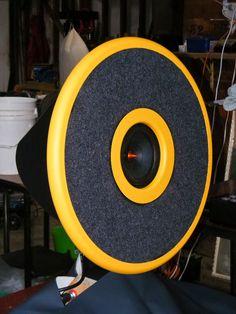 "Dayton Audio PS180-8 6-1/2"" Point Source Full-Range Neo Driver Speaker Building, Dayton Audio, Neodymium Magnets, Built In Speakers, Range, Cookers"