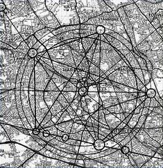 The leylines of Highgate, London. #wakethedead #amwriting #research