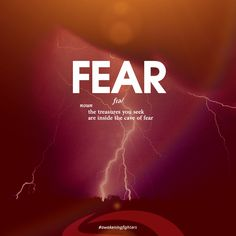 Fear  #awakeningfighters