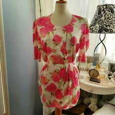 Check out this item in my Etsy shop https://www.etsy.com/listing/474306277/pink-parisian-frock-jolie-dress-so
