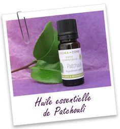 Huile essentielle Patchouli Aroma-. comme tonique veineux (jambes lourdes, varices,…) et pour ses propriétés cicatrisantes et anti-inflammatoires sur les peaux à problèmes.
