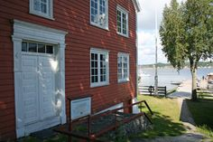 Skipperhus During The Summer, Beautiful Islands, Bouldering, Cosy, Norway, Places To Go, Coastal, Old Things, Museum