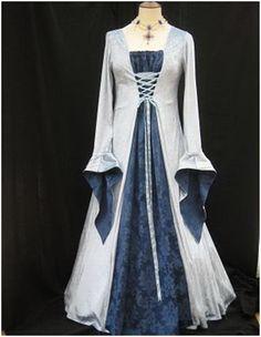 vestiti medioevo donna - Cerca con Google
