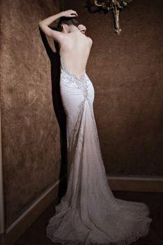 55 vestidos de noiva com decote nas costas - Decote de cair o queixo!