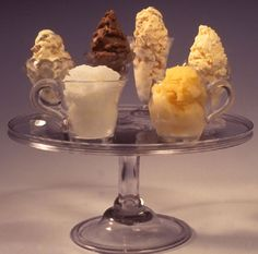 regency food | Ices were also popularised by French and Italian confectioners in ...