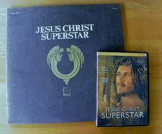 Jesus Christ Superstar Special Edition DVD plus 2 album Vinyl LP set #UniversalStudios