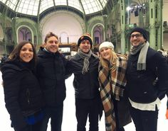 Ice skating together in Paris  #grandpalais #paris #iceskating #fun #newyearseve #patinoire #france