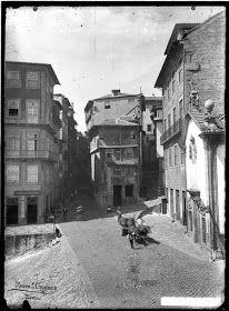 MONUMENTOS DESAPARECIDOS: Rua da Reboleira. (Porto) Real Life, Street View, Vintage, Places, Street, Other, Weather, Monuments, North West