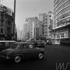 Avenida São João Domingos de Miranda Ribeiro 1965 circa São Paulo Brasil