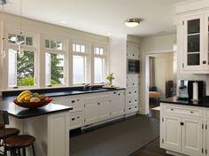 York Harbor Maine - traditional - kitchen - boston - Duffy Design Group