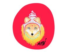 Fox Goddess©Art by Kami. No part of this image may be reproduced without the express written consent of the artist.