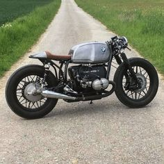 Ride Free is under construction Bmw Cafe Racer, Moto Cafe, Cafe Racer Motorcycle, Motorcycle Style, Cafe Racers, Bmw Boxer, Bmw Motorbikes, Bmw Motorcycles, Custom Bmw