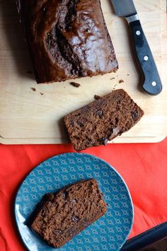 Double Chocolate Banana Bread That Vegans and Omnivores Alike Will Adore - could make with some tweaks