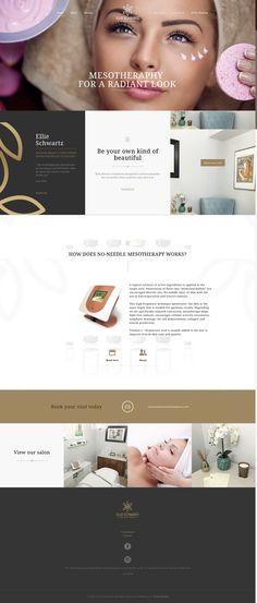 beauty webdesign