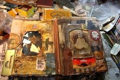 Book altered book