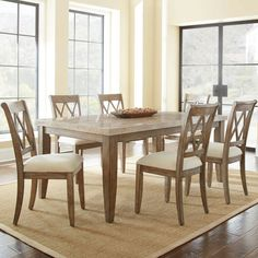 McClintock 7-piece Dining Set