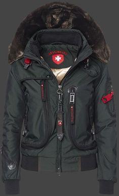 Wellensteyn Rescue Jacket Lady Winter, RainbowAirTec, Combugreen More