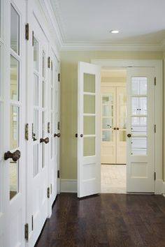 1000 images about interior doors on pinterest interior for Small double french doors