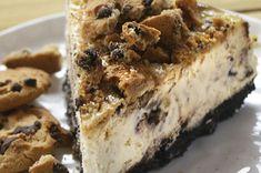 Preview: Você vai ficar morrendo de vontade de experimentar este cheesecake de cookies