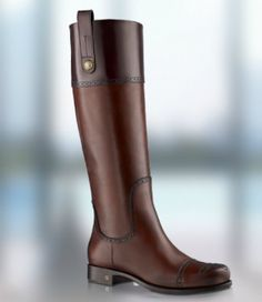 Louis Vuitton Fall ~ Want for My Boot Collection!