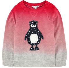 Chandail pingouin Little Marc Jacobs
