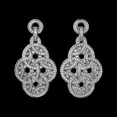Nouvelle Vague earrings by Cartier