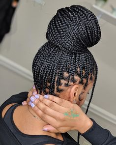 braids going back, boxer braids tutorial, keke curly braids braids book pdf, braids and beads for short braids hairstyles etsy wedding bridesmaid gifts. Twist Braid Hairstyles, Braided Hairstyles For Black Women, Hairstyles Over 50, Bandana Hairstyles, African Braids Hairstyles, Braids For Black Hair, Girl Hairstyles, Roll Hairstyle, Hairstyles 2018