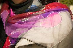Durga Rosa.100% destinado al proyecto Marina Silk, ayudamos a mujeres de India a mejorar su vida. www.luxeli.com