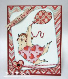 TOUCH OF CREATION: Love is in the Air Valentines Day Blog Hop!!!!