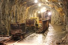These four methods are placer mining, hard rock gold mining, byproduct mining, and finally, gold ore processing.