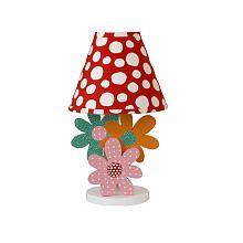 Cotton Tale Lizzie Decorator Lamp