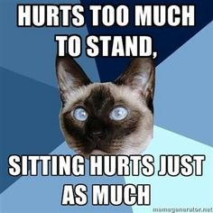 Well, not standing (obviously!♿), but y'all know wot I mean!!xx