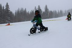 2nd Annual STRIDER Snow Cup | Flickr - Photo Sharing!  Strider Snow - płozy do rowerka biegowego Strider. http://www.aktywnysmyk.pl/akcesoria-do-rowerkow-strider/1179-plozy-do-rowerka-biegowego-strider.html