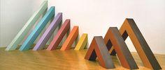 vuls:  Judy Chicago Installation view:Rainbow PickettandTrinity, Lew Allen Gallery, Santa Fe, NM, 2004