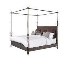 1000 images about henredon furniture hhg on pinterest Short canopy bed