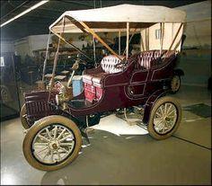 Popular cars in 1905