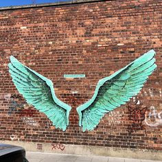 Getting around today quick visit to Baltic Triangle Murals Street Art, Mural Art, Photo Background Images, Photo Backgrounds, Angel Wings Wall Art, Graffiti Photography, Stencil Painting On Walls, Cafe Art, Graffiti Wall
