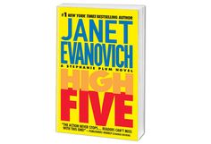 Janet Evanovich- High Five (Book five in the Stephanie Plum Series)
