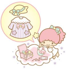 Dress up ★Little Twin Stars★