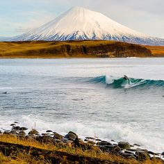 Aleutian Islands, Alaska / photo by Chris Burkard