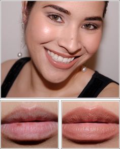 love this site for makeup reviews... she shows you what the different products actually look like on a person!
