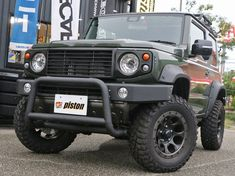 Suzuki Jimny, Offroad, Jeep, Monster Trucks, Vehicles, Cars, Pickup Trucks, Jokes, Off Road