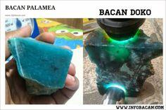 Inilah Perbedaan Batu Bacan Doko dan Batu Bacan Palamea