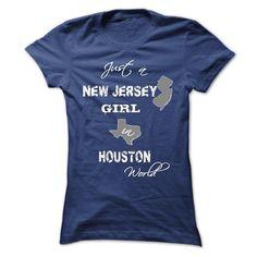New Jersey Girl In ༼ ộ_ộ ༽ A Houston WorldNew jersey girl