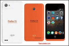 Mozilla's $25 Firefox OS for phones ~ GeniusLake