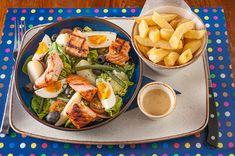 Max & Ben's Bistro Auchterarder, Scotland Menu Items, Cobb Salad, Scotland, Food Photography, Restaurant, Make It Yourself, Diner Restaurant, Restaurants, Dining