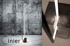 Radiatori e lampade a LED Cinier made in France